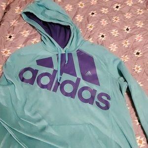 Womens adidas sweatshirt
